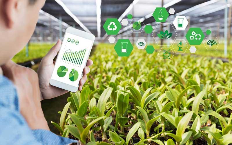 ข้อดีของ Smart Farm -ดีต่อสิ่งแวดล้อม
