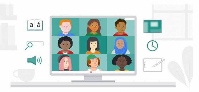 ผู้ใช้งาน Gmail ที่ถูกจำกัดเวลาใช้งาน Google Meet แล้ว